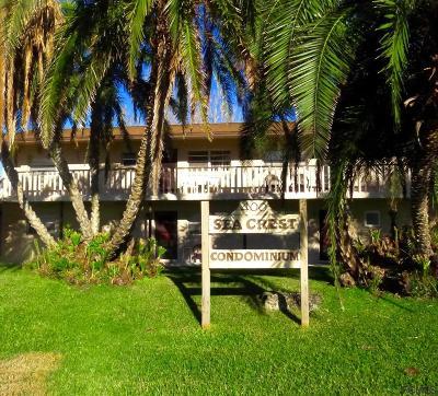 Flagler Beach Condo/Townhouse For Sale: 400 Flagler Ave N #6