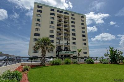 Ormond Beach Condo/Townhouse For Sale: 1513 Ocean Shore Blvd #8B