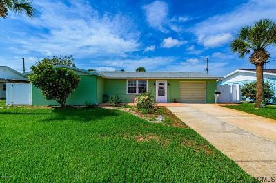 Ormond Beach Single Family Home For Sale: 28 Sunset Blvd