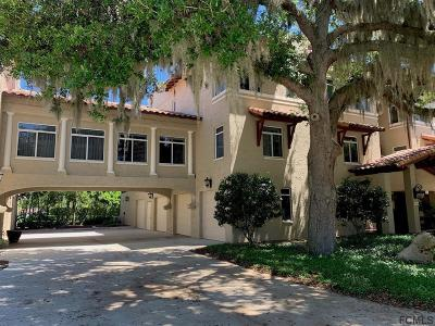 Palm Harbor Condo/Townhouse For Sale: 114 Club House Dr #205