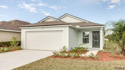 Bunnell Single Family Home For Sale: 116 Golf View Court