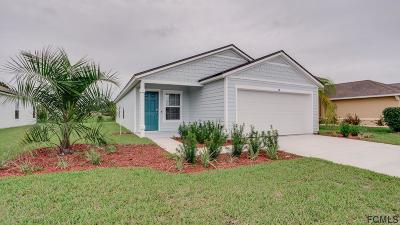 Bunnell Single Family Home For Sale: 114 Golf View Court