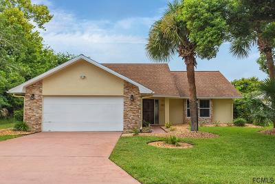 Palm Coast Single Family Home For Sale: 22 Cheyenne Court