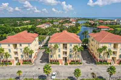 Palm Coast Condo/Townhouse For Sale: 85 Ocean Crest Way #612