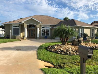 Palm Coast Single Family Home For Sale: 6 Crossgate Ct W
