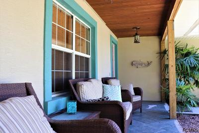 Flagler Beach Single Family Home For Sale: 3 Maple Street