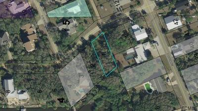 Flagler Beach Residential Lots & Land For Sale: 309 22nd St S