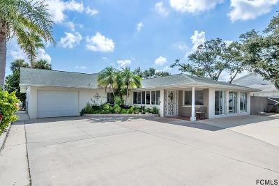 Ponce Inlet, South Daytona, Wilbur-by-the-sea Single Family Home For Sale: 2331 S Palmetto Ave