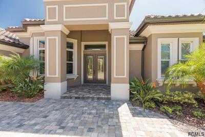 Palm Coast Single Family Home For Sale: 8 Ocean Oaks Ln