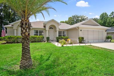 Palm Coast Single Family Home For Sale: 26 Riviere Lane