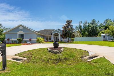 Palm Coast Single Family Home For Sale: 1 Woodchuck Pl