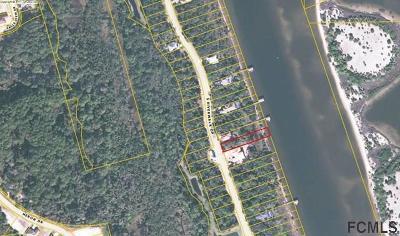 Palm Coast Plantation Residential Lots & Land For Sale: 243 Riverwalk Dr S