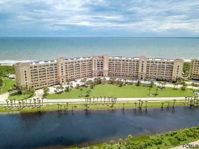 Palm Coast Condo/Townhouse For Sale: 80 Surfview Dr #106