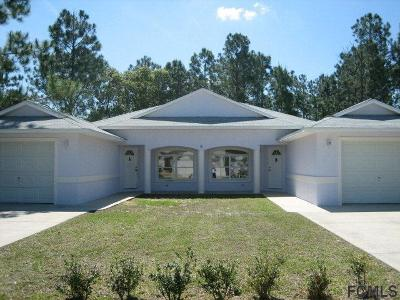 Palm Coast Multi Family Home For Sale: 10 Plateau Lane