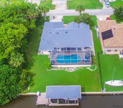 Palm Coast Single Family Home For Sale: 6 Clermont Court