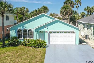Flagler Beach FL Single Family Home For Sale: $319,000