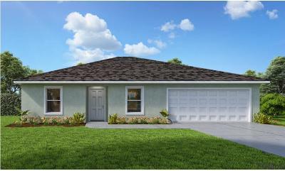 Palm Coast Single Family Home For Sale: 201 Palmwood Drive