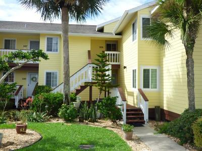 Flagler Beach FL Condo/Townhouse For Sale: $259,000