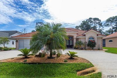 Palm Coast Single Family Home For Sale: 61 Faircastle Lane