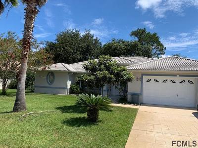Palm Coast Single Family Home For Sale: 12 Providence Lane