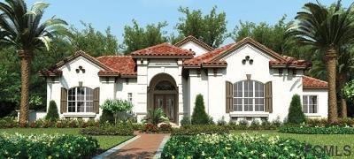 Palm Coast Single Family Home For Sale: 2 New Oak Leaf Drive