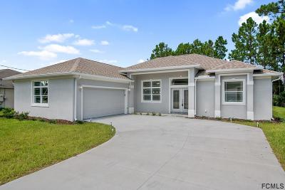 Palm Coast Single Family Home For Sale: 29 Bird Of Paradise Dr