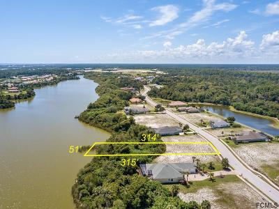Palm Coast FL Residential Lots & Land For Sale: $65,500