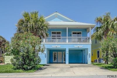 Flagler Beach FL Multi Family Home For Sale: $580,000