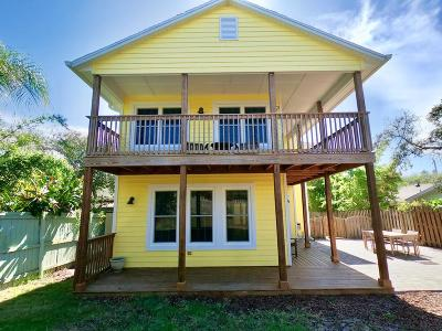 Flagler Beach Single Family Home For Sale: 2659 Annette St