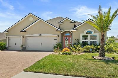 Palm Coast Single Family Home For Sale: 17 Waterfront Cove