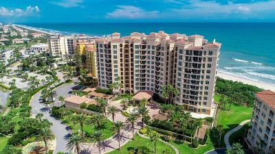 Palm Coast Condo/Townhouse For Sale: 7 Avenue De La Mer #703