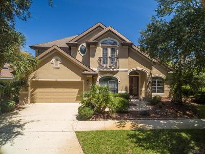 Palm Coast Single Family Home For Sale: 50 River Trail Drive