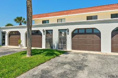 Flagler Beach FL Condo/Townhouse For Sale: $164,900