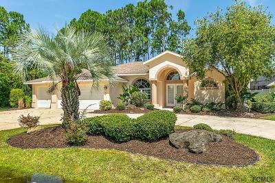 Palm Coast Single Family Home For Sale: 50 Ellsworth Drive