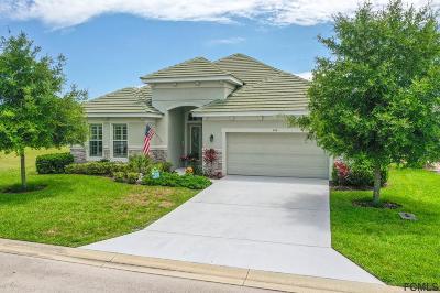 Palm Coast Single Family Home For Sale: 68 Longview Way N