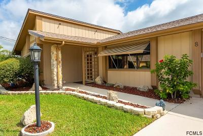 Palm Coast Single Family Home For Sale: 8 Corning Court