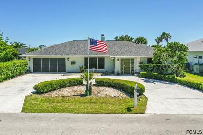 Palm Coast Single Family Home For Sale: 4 Chesney Ct