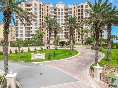 Palm Coast Condo/Townhouse For Sale: 7 Avenue De La Mer #503