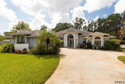 Palm Coast Single Family Home For Sale: 5 Wingate Place