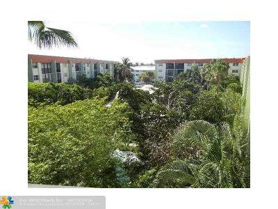 Fort Lauderdale Condo/Townhouse Sold: 5300 NE 24th Ter #521