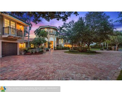 Single Family Home For Sale: 2301 Aqua Vista Blvd