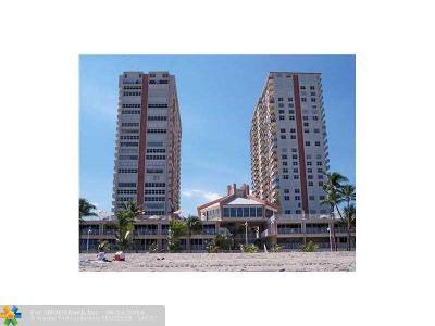 Pompano Beach Condo/Townhouse For Sale