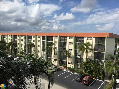 Fort Lauderdale Condo/Townhouse Sold: 5300 NE 24th Ter #522