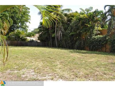 Victoria Park Residential Lots & Land For Sale: 1635 E Broward Blvd