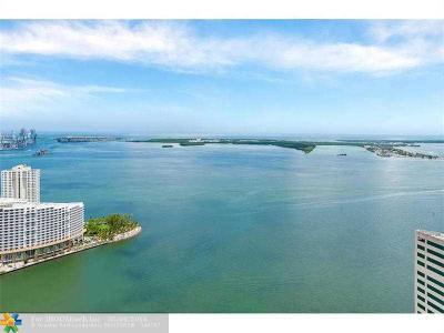 Miami Condo/Townhouse For Sale: 950 Brickell Bay Dr #5011