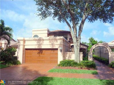 Deerfield Beach Single Family Home For Sale: 714 Via Genova