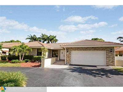Coral Springs Single Family Home Sold: 6621 NW 52nd St