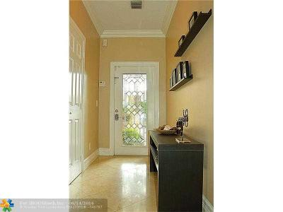 Broward County Condo/Townhouse For Sale