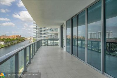 Aventura Condo/Townhouse For Sale: 3300 NE 188th St #509
