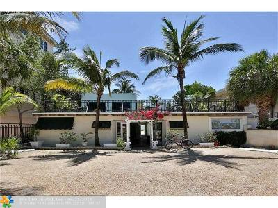 Lauderdale By The Sea Commercial Lots & Land For Sale: 4312 El Mar Dr
